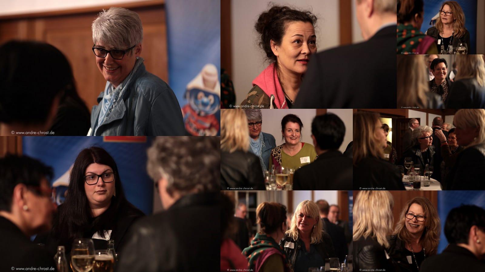 POWER-Frauen beim Bottroper Unternehmerabend